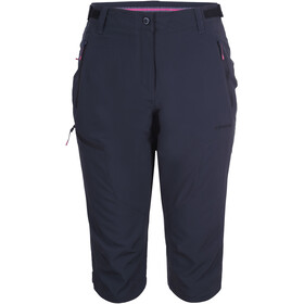 Icepeak Shaina Capri Trousers Women, anthracite